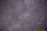 Cassiopeia Wide Field
