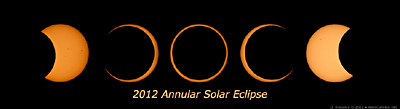 May 2012 Annular Solar Eclipse