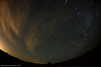 Camelopardalid Meteor Shower