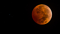 October 2014 Total Lunar Eclipse