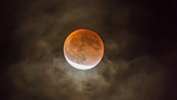 September 2015 Total Lunar Eclipse